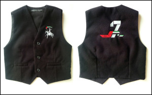BOYS VEST - Wool, Sizes available: 2yrs, 4yrs, 6yrs, 8yrs, 10yrs
